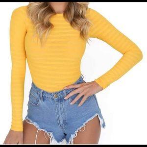 Yellow body